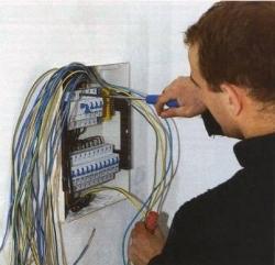 Виды электропроводок в производственных помещениях.