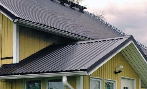 Монтаж крыши в Михайловске